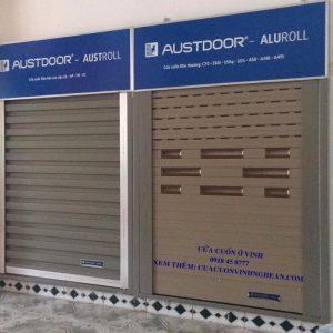 cửa cuốn austdoor tại Vinh