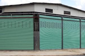 cửa cuốn đài loan tại Vinh